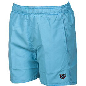 arena Fundamentals Short de bain Garçon, sea blue-red wine